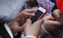 Consumer data cell phone